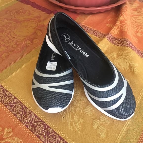7c66fec0c29 Puma Vega Mesh Ballet Flats. M 5ab51be372ea88898607f957